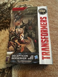 Transformers Beserker Action Figure  Langley, V2Y 1B5