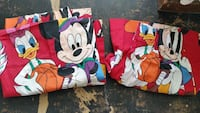Vintage Mickey Mouse & Friends Curtains Greenbelt, 20740