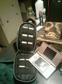 Nintendo DS with carrying case an several games Huntsville, 35805