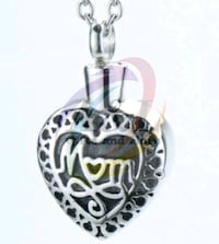 Cremation Necklace-Mom London, N5W 3P3