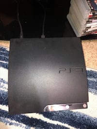 PS3 WITH GAMES FOR 180 TOGETHER Montréal, H4H 2G5
