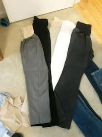 women's black and gray pants Concord, 28025
