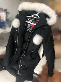 MOOSE KNUCKLES Stirling Parka Toronto, M2N 5N6
