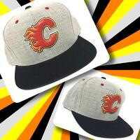 Calgary Flames M&N snap backs available  Winnipeg, R2M 2T7