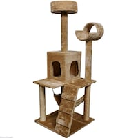 "Brand New 52"" Cat tree Condo Pet House Vancouver, 98685"