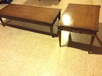 End table and matching coffee table Luling, 70070