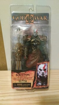 God of War 2: Kratos in Ares Armor Figure Abbotsford, V2S 2J6