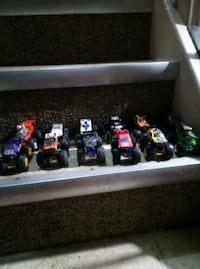 assorted die-cast car collection Cambridge, N1R 4M2