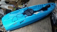 Lifetime Hydros 85 Sit-On-Top Kayak (Paddle Includ Houston, 77099
