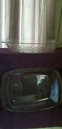 clear glass bowl with lid Santa Ana, 92704