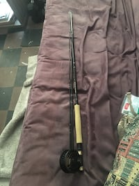 black and gray fishing rod Alexandria, 22314