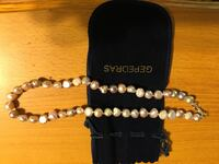 Freshwater pearl necklace  Lewisville, 75057