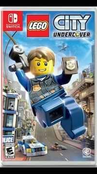 *Used* Lego City Undercover for Switch Toronto, M5T 2V4