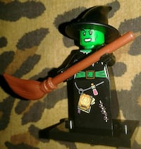 Original/Real LEGO WITCH Minifigure