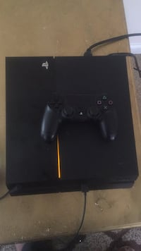 black Sony PS4 console with controller Virginia Beach, 23464