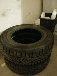 Pair of Hankook Optimo tires Surrey, V3R 9X3