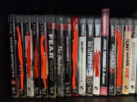 PS3 Games Burnaby, V5H