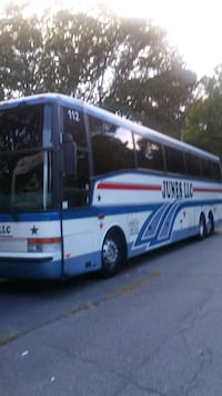 Charter bus for sale for Churches,starting up. Or Motor Home