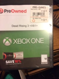 dead rising 3 xbox one Hayes, 49735