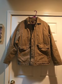 Wolverine work jacket size Medium  Fairfax, 22033