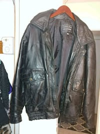 Men's large leather jacket Jacksonville, 32211
