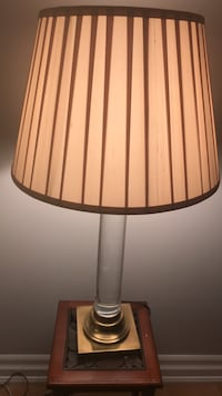 Large Table Lamp by Restoration Toronto, M2J 3A3