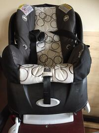 baby's black and gray car seat carrier Brampton, L6R 0G5