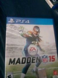 Ps4 game, madden 15 Pickens, 29671