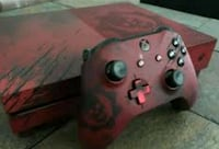 Xbox one gears of war edition