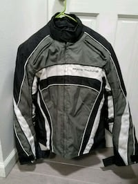 Frank Thomas motorcycle riding jacket Alexandria, 22311