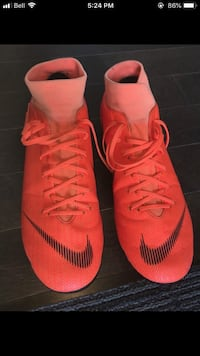 Nike soccer cleats for sale Calgary, T3K 0M7