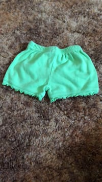 green and white floral shorts Barboursville, 25504