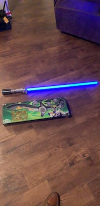 Starwars lightsaber / Power Rangers Saba Saber San Antonio, 78213
