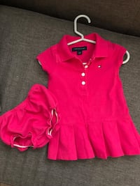 6-9 months Tommy Hilfiger tennis dress  Toronto, M6J 3W6