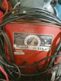LINCOLN ELECTRIC Arc Welder AC225-S Calgary, T1Y 7B4