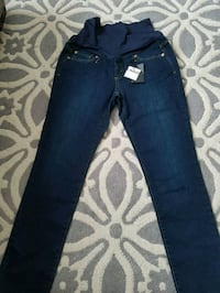 Brand new with tags maternity jeans  Edmonton, T5T 1N1