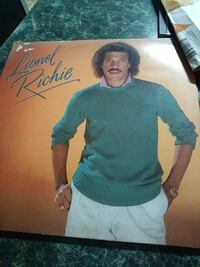 Lionel Richie vinyl album Mobile, 36606