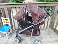 Safety 1st Baby's brown and black stroller 弗里霍德, 07728