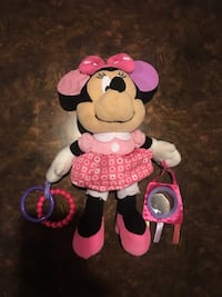 Minnie Mouse Soft Baby Toy  Cicero, 60804