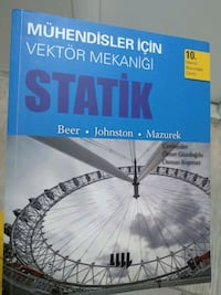 Beer&Johnston Statik Çorum