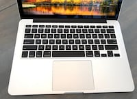 "13"" Apple Macbook Pro 2.6GHz Core i5, 16GB RAM, 128GB SSD with High-Resolution Retina display Beverly Hills, 90211"