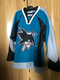 CCM Sharks 90s Small
