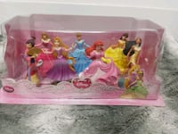 Disney Princess Ariel and The Little Mermaid plastic toys Brampton, L6T 4R1