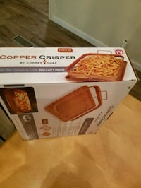 Copper crisper (new in box) Milton, 32583