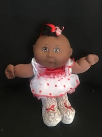 """Cabbage patch 12"""" doll Jessup, 20794"""