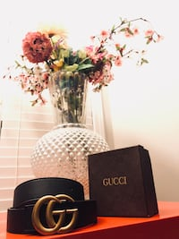 *BRAND NEW* Gucci belt gg buckle  Calgary, T3K 4W4