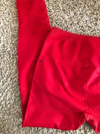 Red Fabletics leggings Naperville, 60565