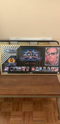 Rusty Wallace  Collectible Tuscaloosa