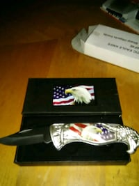 Patriotic Eagle knife Frederick, 21701