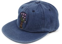 Supreme Flowers denim 6-panel hat (brand new) San Antonio, 78205